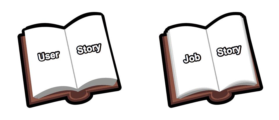 user story job story