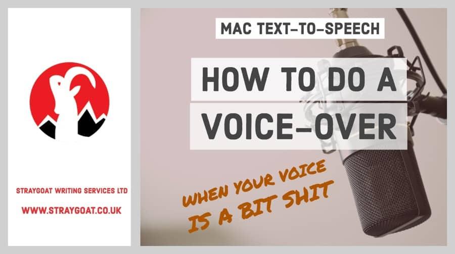 mac text-to-speech voice-over