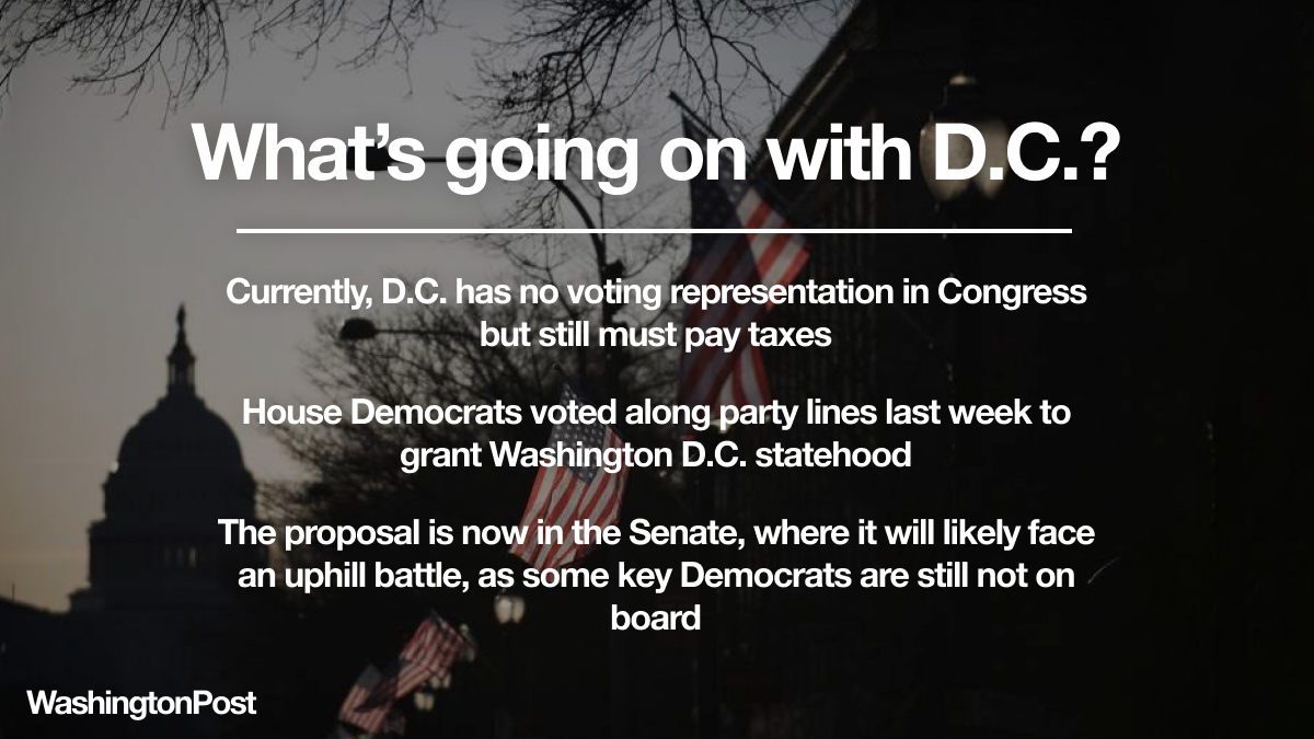 DC Statehood: What does it mean?