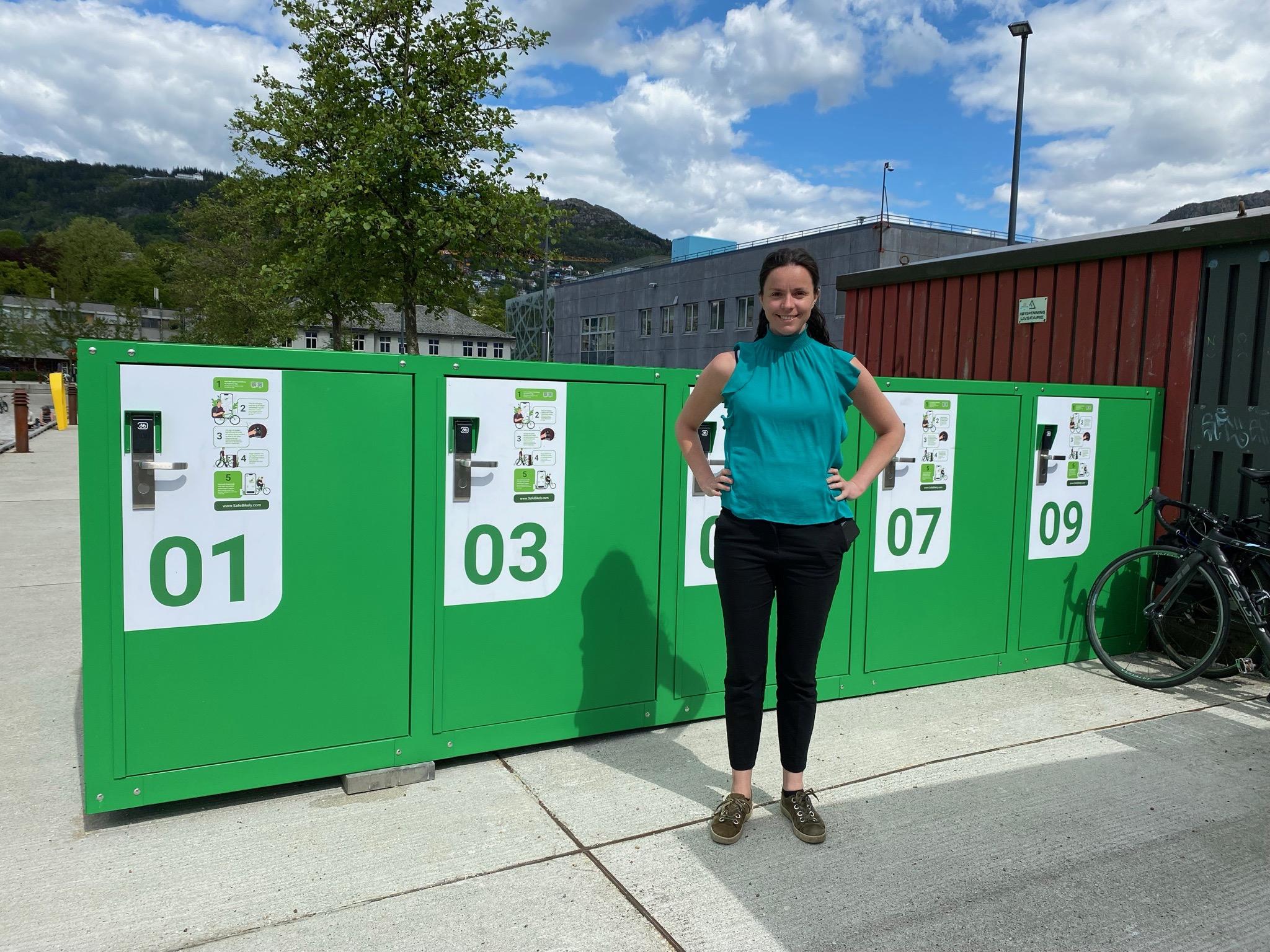 Slik skal sykkeltyveri i Bergen stoppes