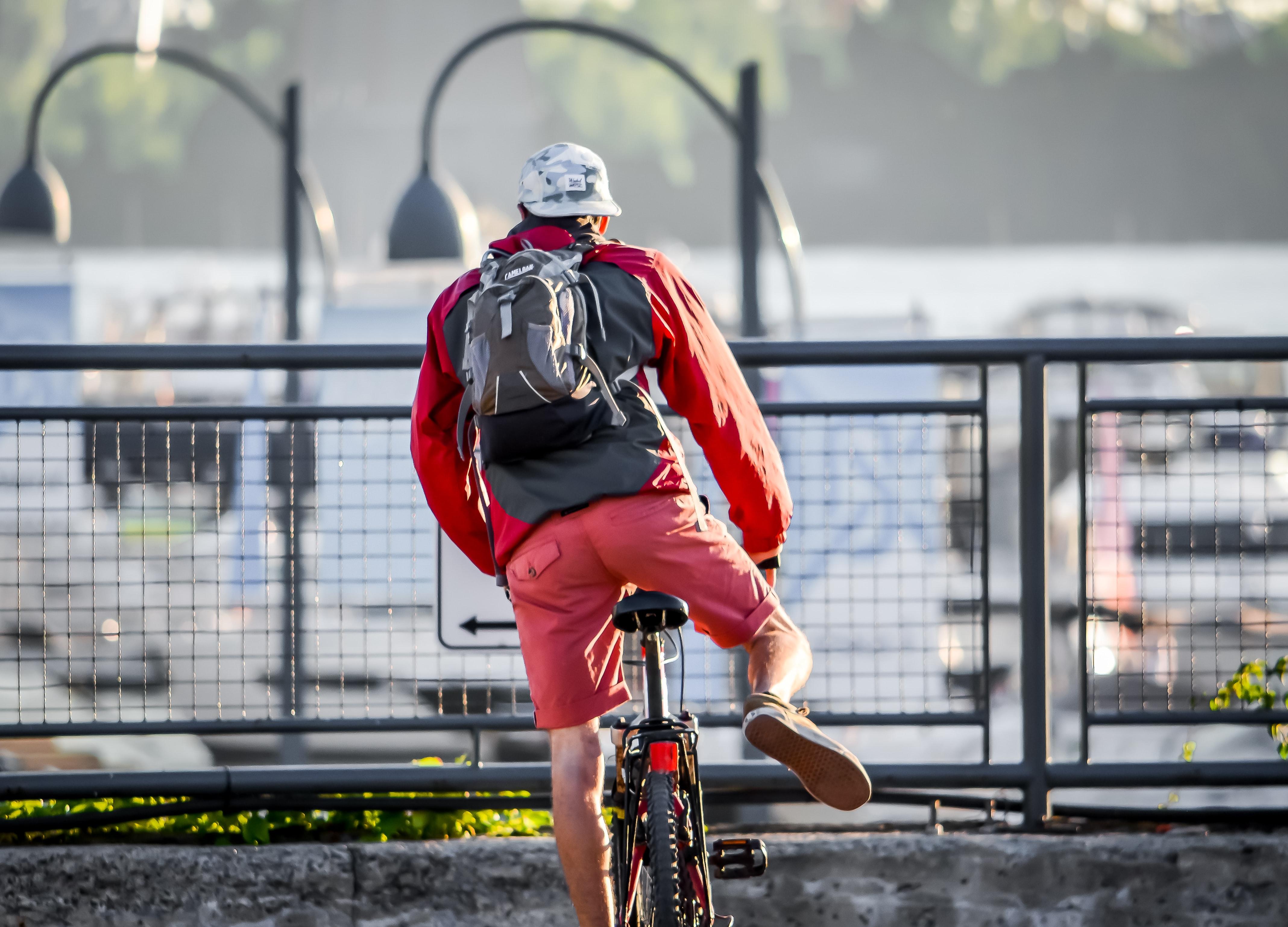 Ekstra trygghet for hverdagssyklisten