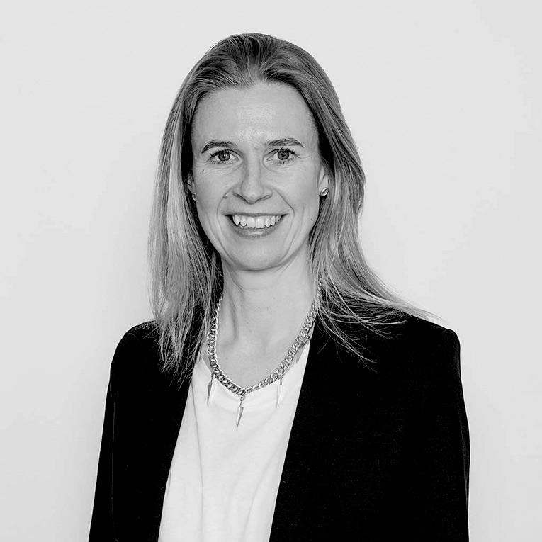 Linda Gadd - VD/Rekryteringsspecialist