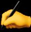 Handwriting emoji