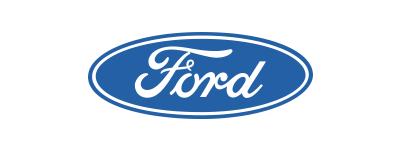 Ford Logo partner of Speck Design