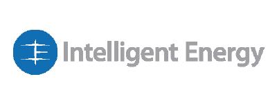 intelligent energy Logo partner of Speck Design