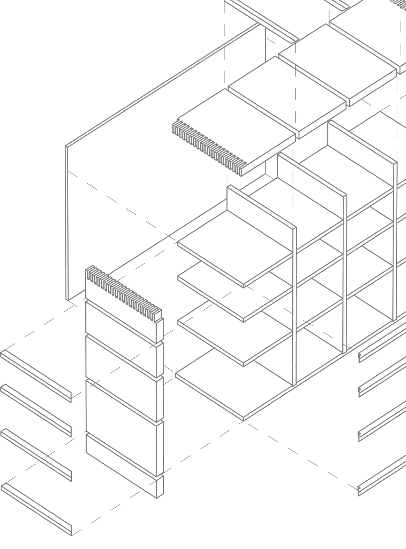 Display schematic drawing