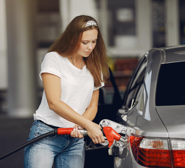 Controla y reduce el consumo de combustible