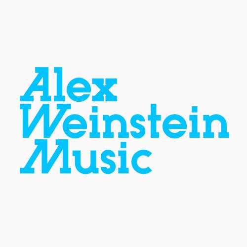 Alex Weinstein Music Logo