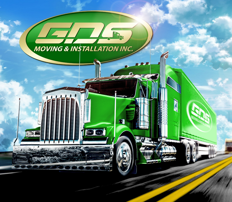 GDS Moving And Installation, California