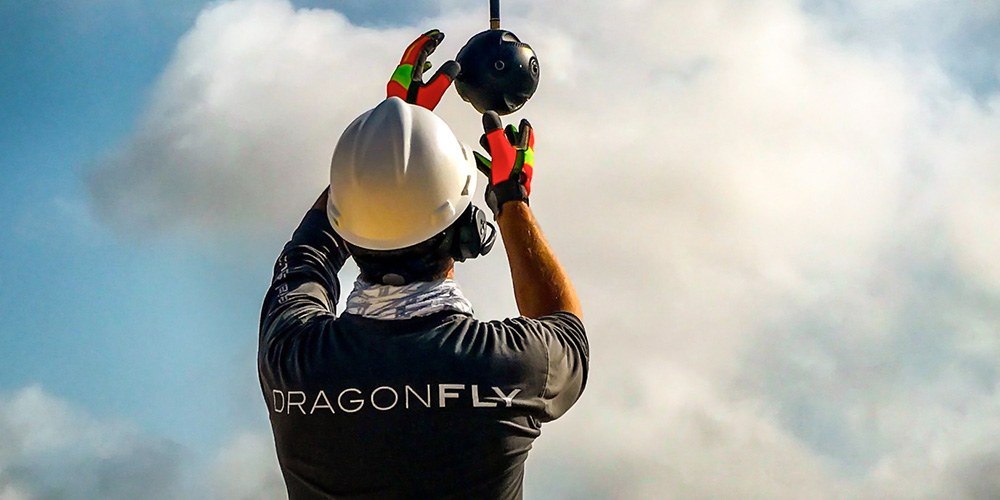 Our commitment to safety keeps our drone pilots safe during operation