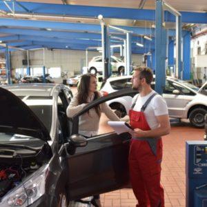 automotive service advisor training