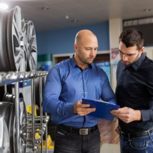 service advisor training online