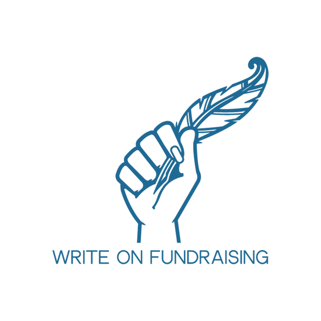 Write on Fundraising