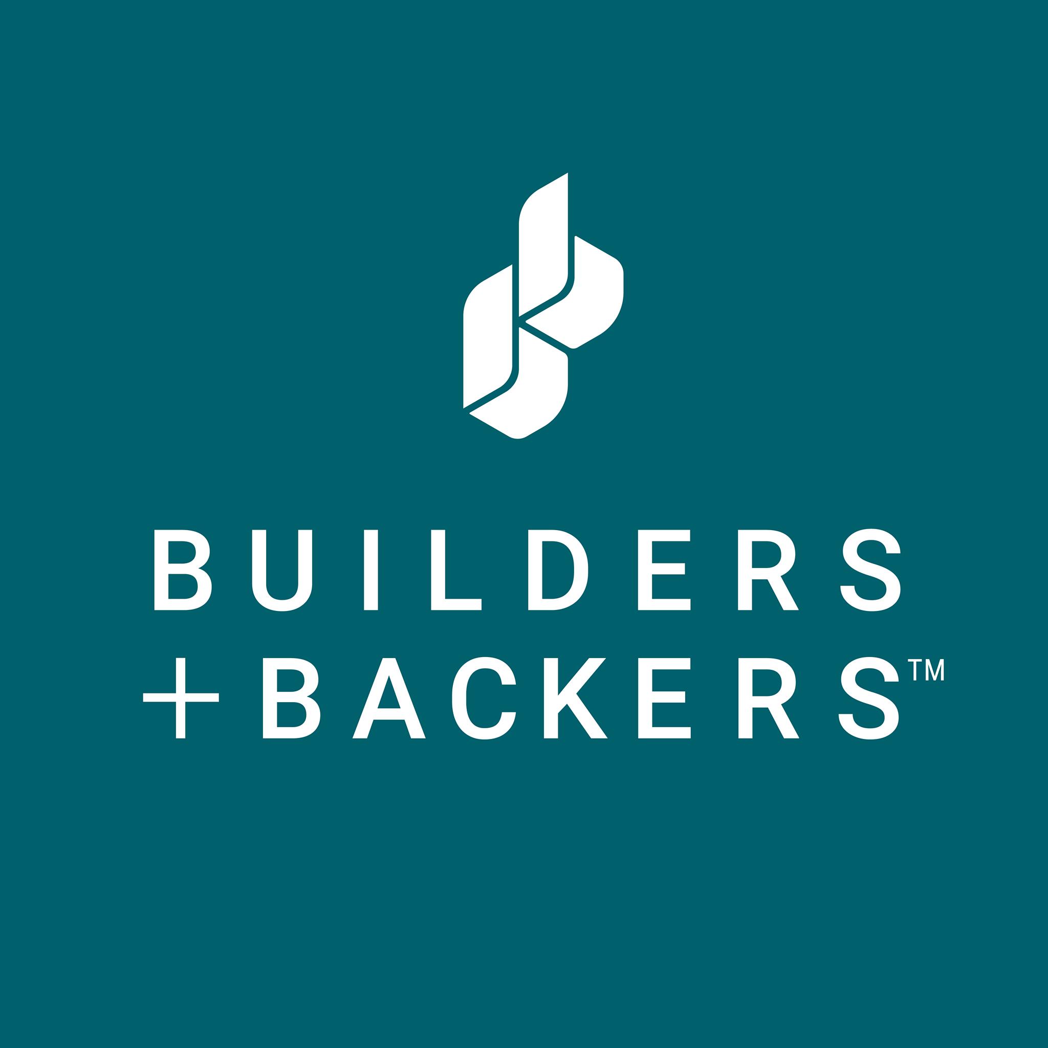 Builders + Backers