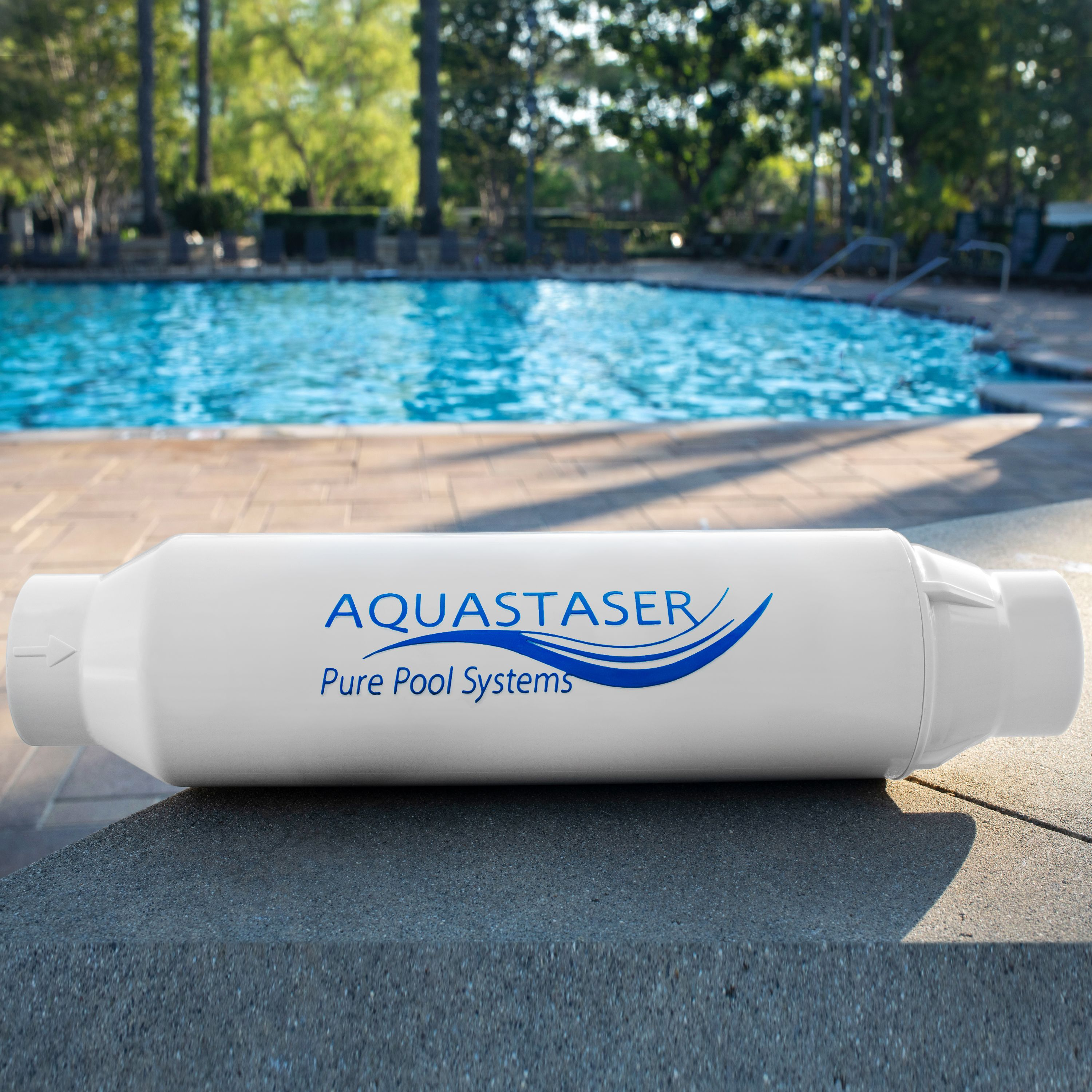 The Aquastaser water cleaning product