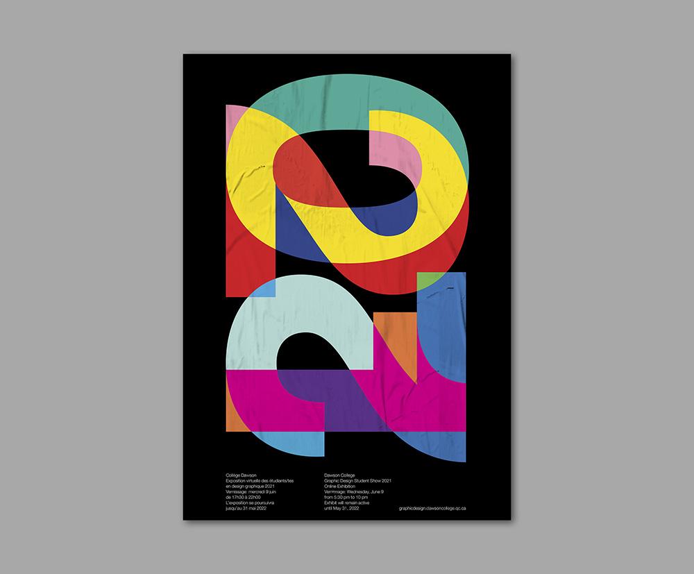 2021 Vernissage poster