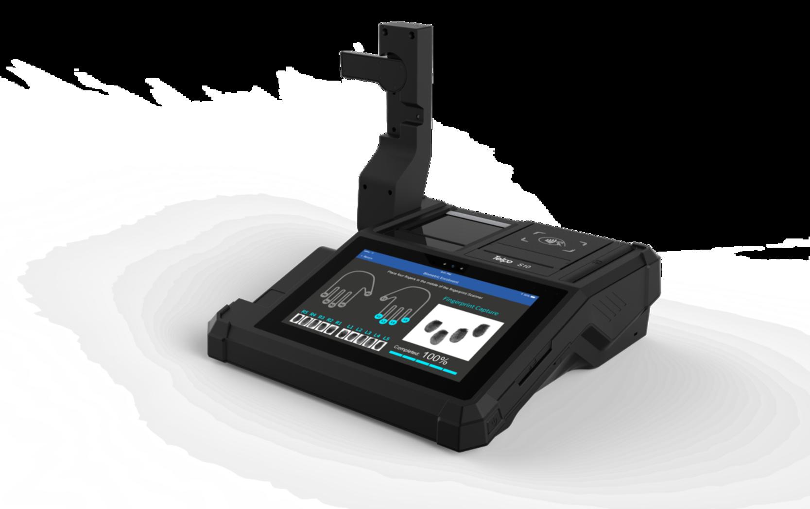 Telpo S10 Biometric Device