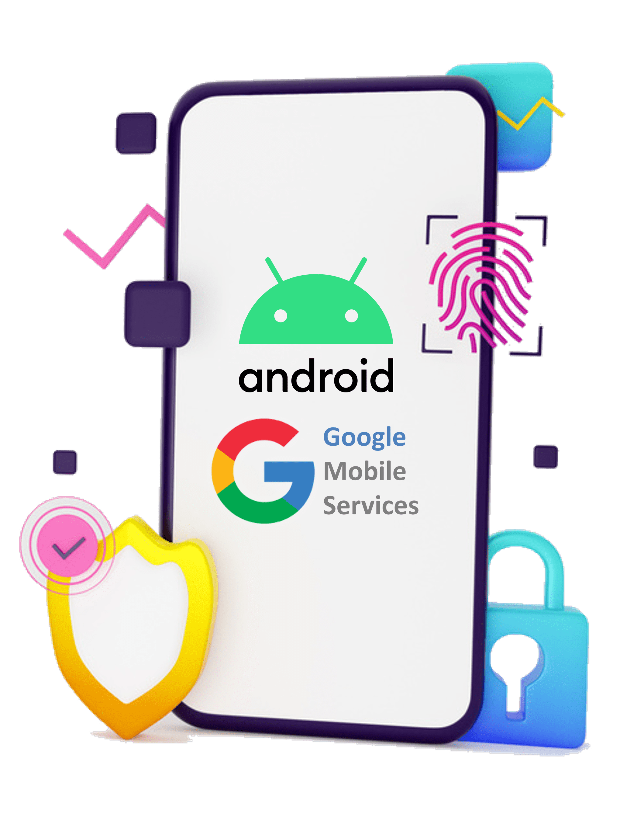 Custom Made Android Smartphone with GMS