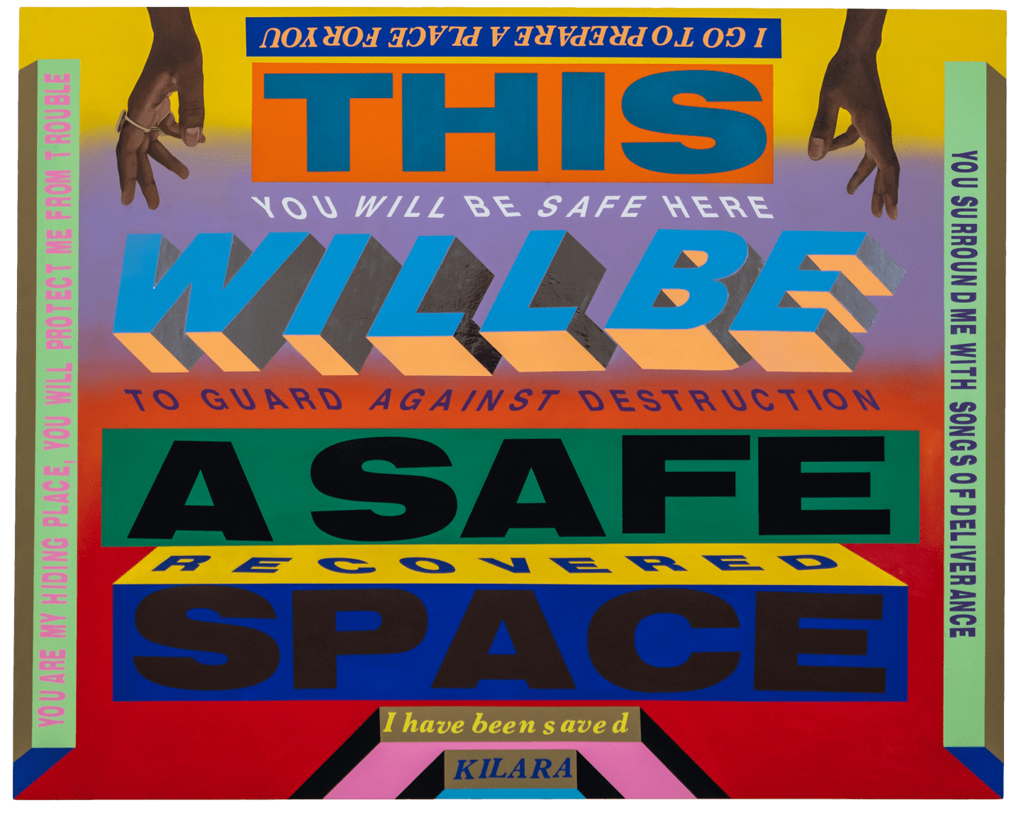 This Will Be A Safe Space, 2020