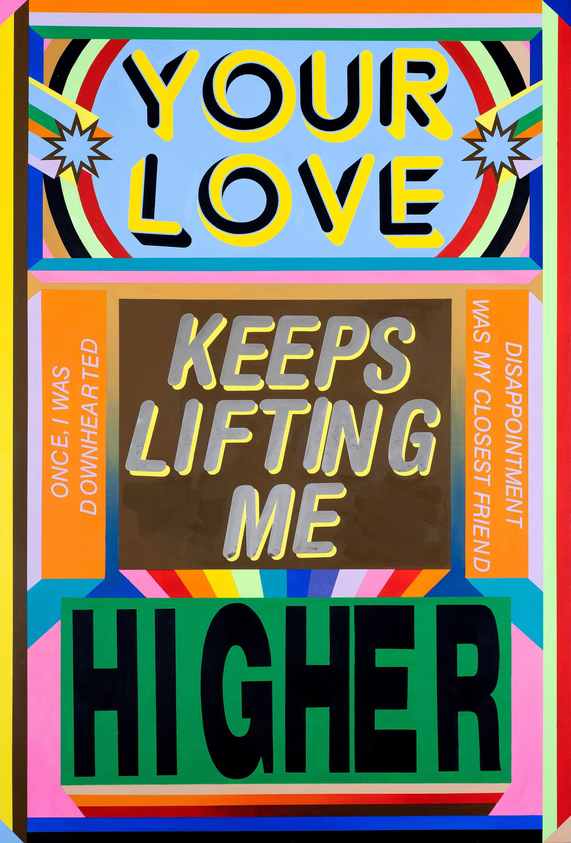 Your Love Keeps Lifting Me Higher, 2020