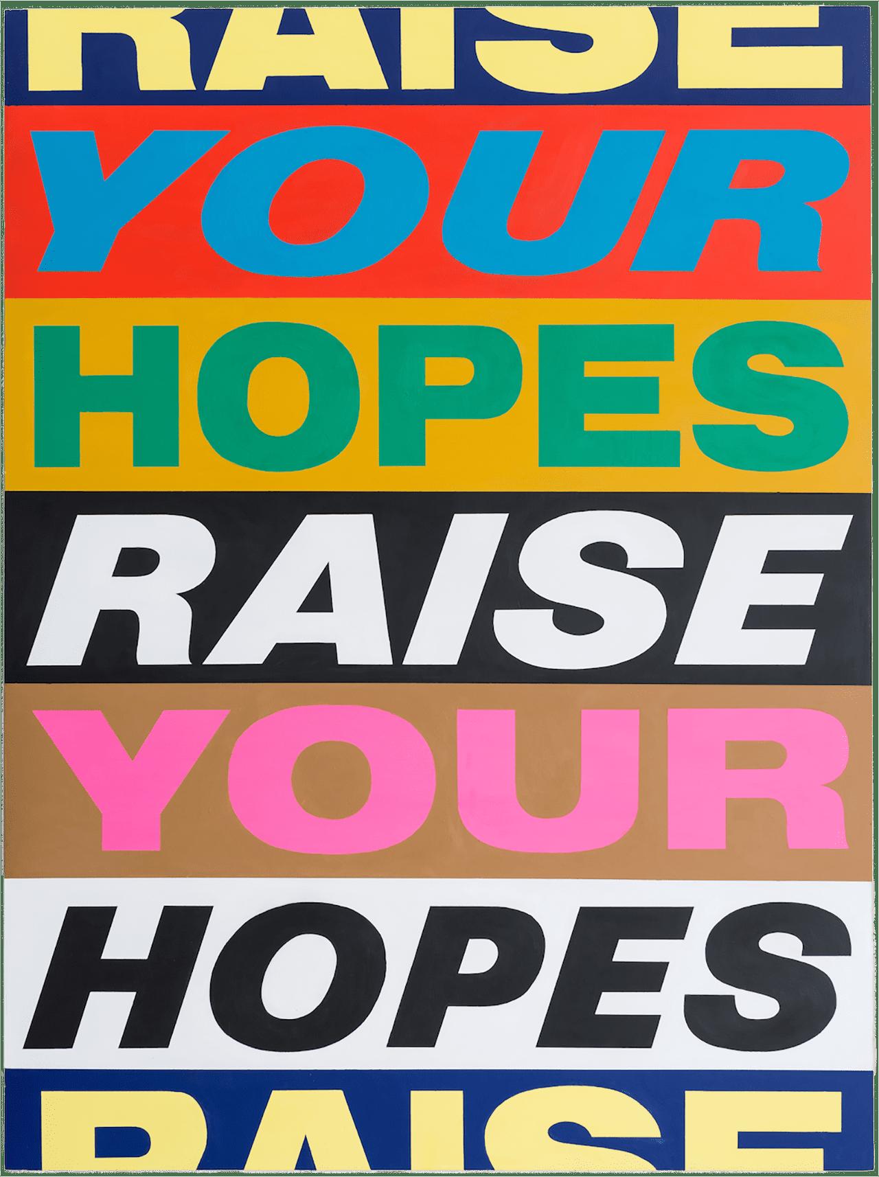 Raise Your Hopes, 2017