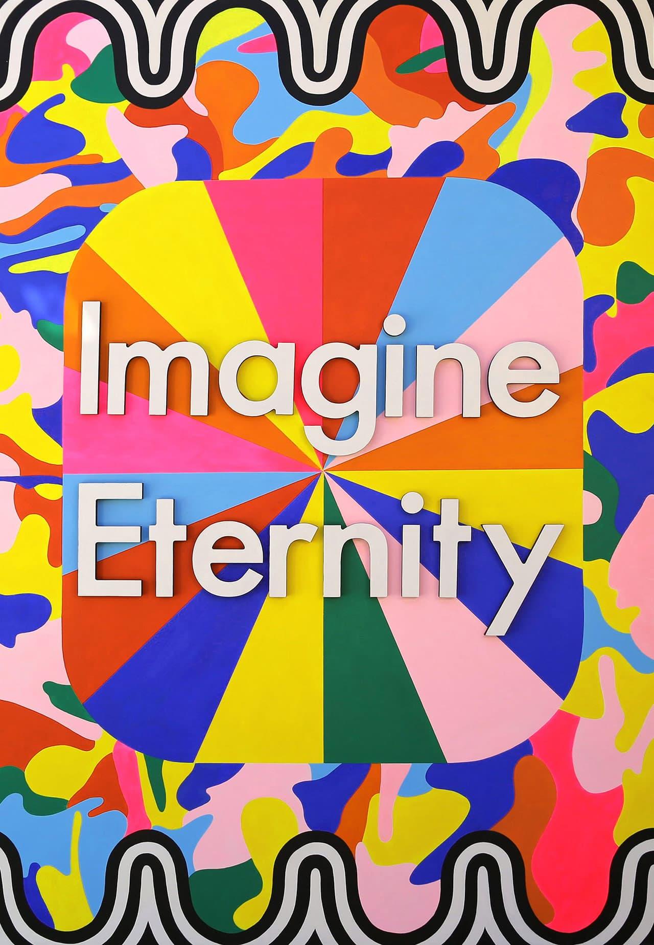 Imagine eternity, 2015
