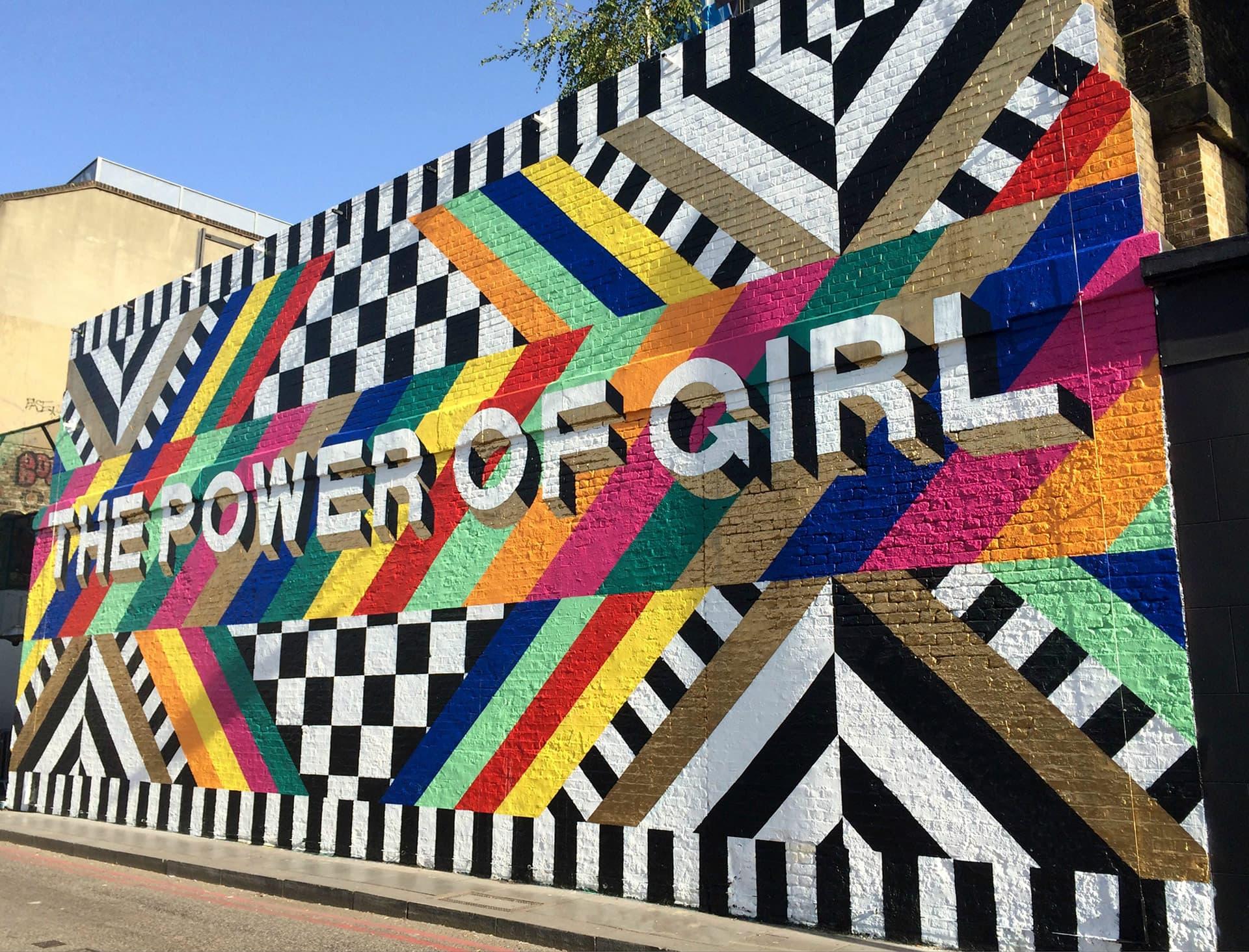 The power of girl, 2014