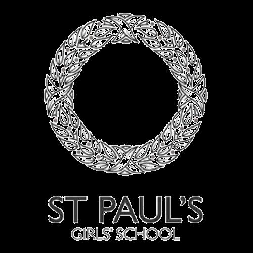 St Pauls girl school logo
