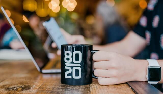 """The Pareto Principle or """"80-20 rule"""" is a theory that suggests that you get 80 percent of your profits from 20 percent of your clients or customers"""
