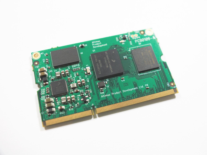 The Altimus NXP I.MX6 Ultralite ARM Cortex A7 on a plain white background.