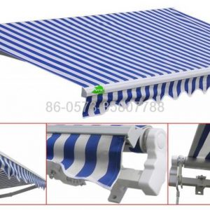 Nhu cầu sử dụng bạt mái hiên - mái xếp kéo tại Cần Thơ
