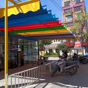 Mái Bạt Xếp Bình Định