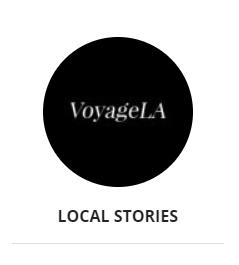 Voyage LA badge