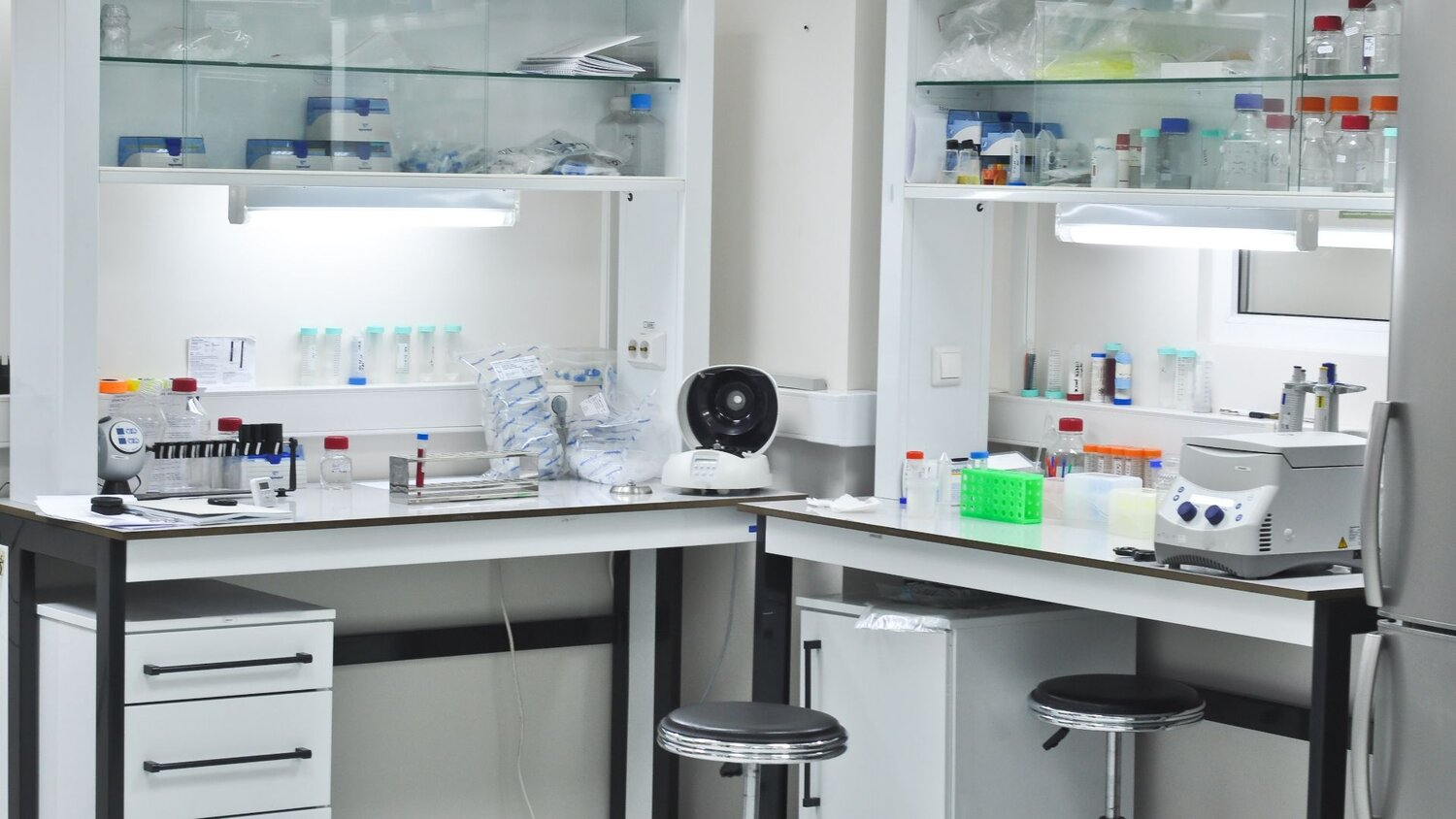 lab equipment booking system