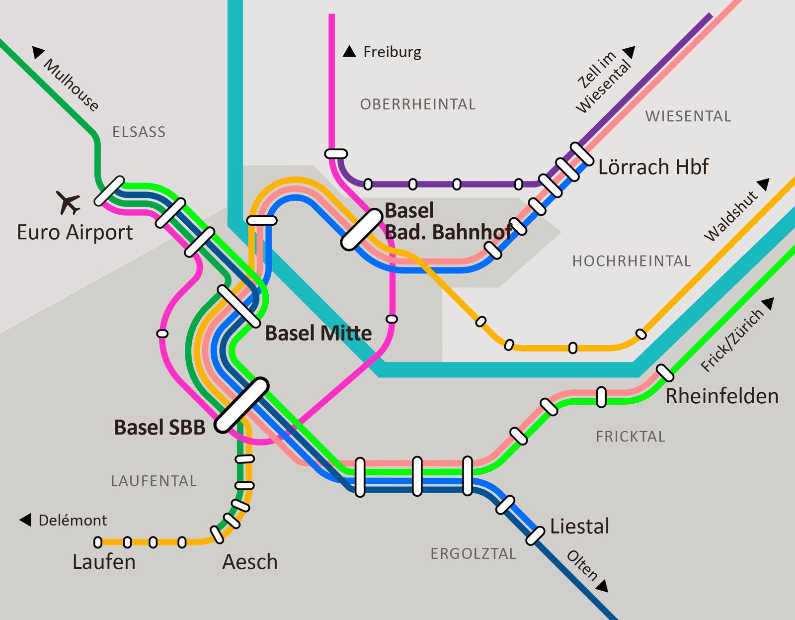 S-Bahn Angebotskonzept zukunft