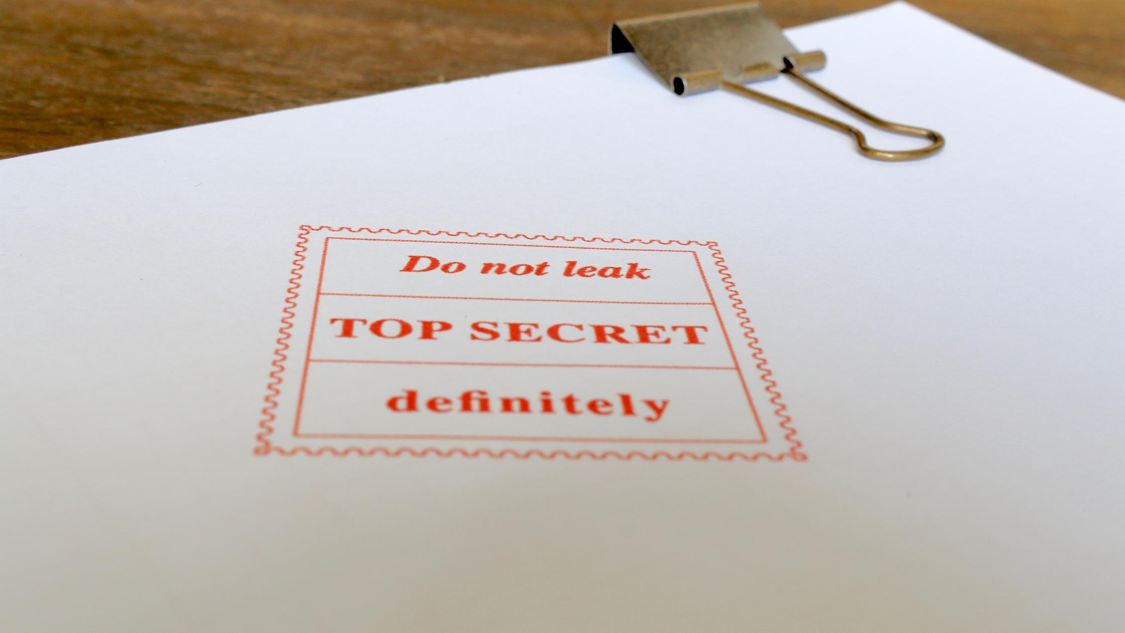 Secret des affaires : protéger mon secret avec Ipocamp