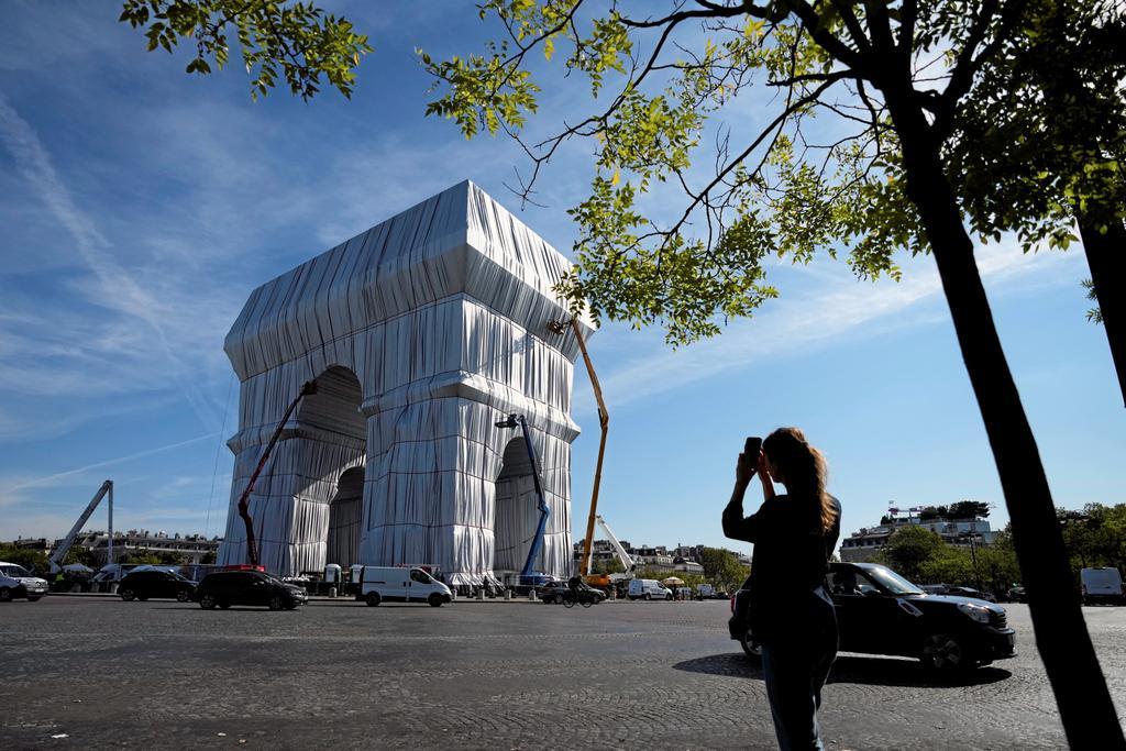 La propriété intellectuelle de l'étoffe triomphante des époux Christo et Jeanne-Claude