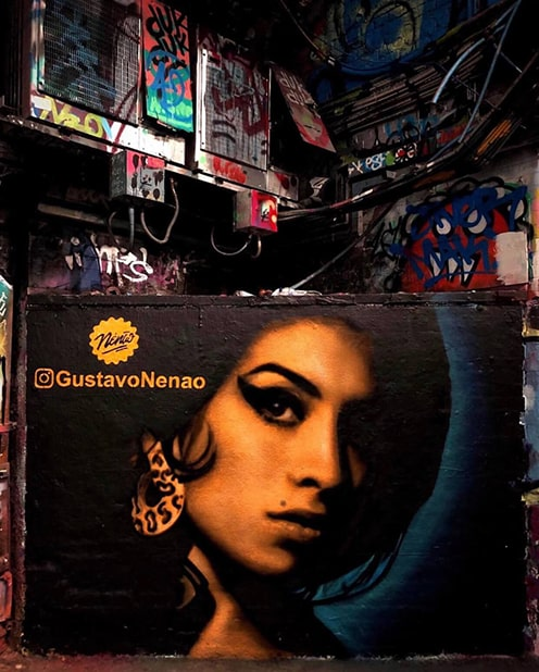 Amy Winehouse - London, United Kingdom, 2019