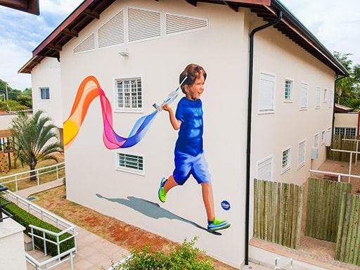 Ronald McDonald House Charities, Campinas, Brazil, 2020