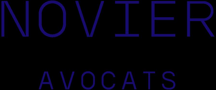 Logo Novier Avocats Navbar