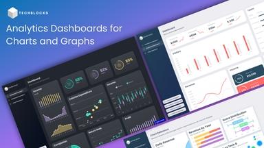 Analytics Dashboard For Charts