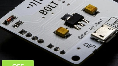 Bolt IoT - Control A PIN