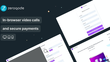 Zoomio - 1:1 Video Chat