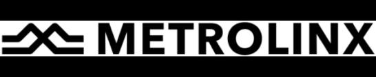 Toronto, Ontario Metrolinx logo