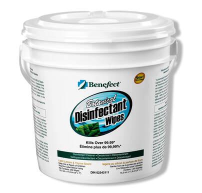 Benefect Disinfectant Bucket