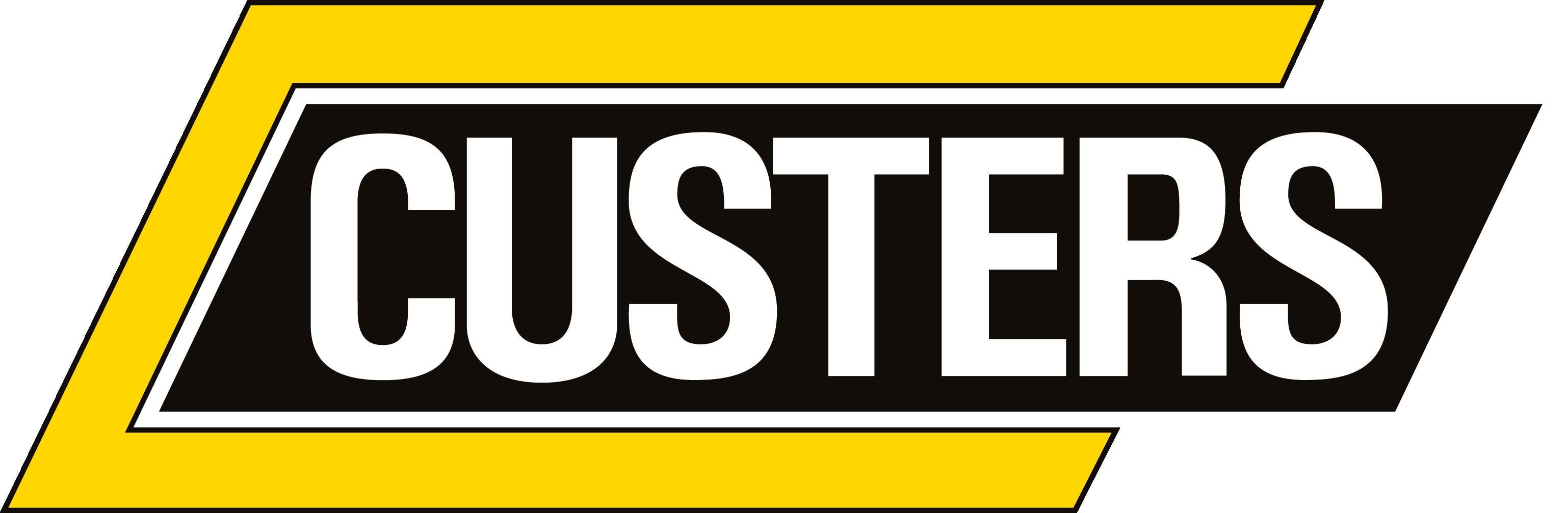Custers® Aluminium Scaffolding logo