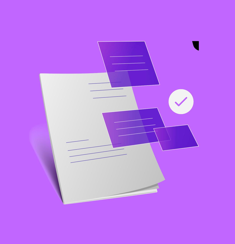 Document Illustration
