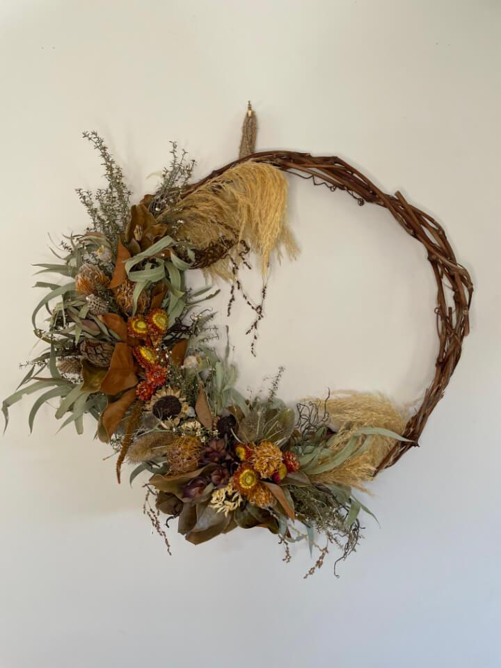 Naturals Wreath