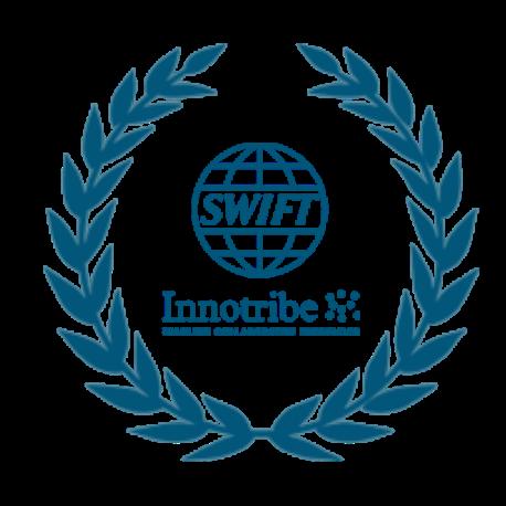 Award from Swift (Innotribe)