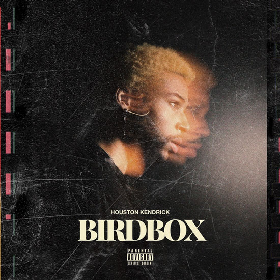 """Song cover artwork for the single """"Bird Box"""" by Houstoon Kendrick"""